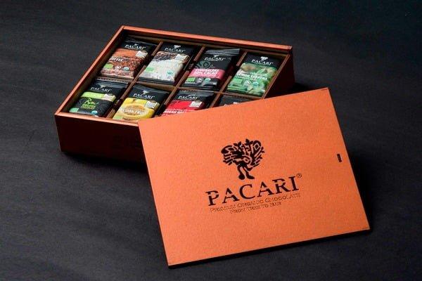 Pacari Cadeaux Chocolat