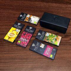 50505002 - Pacari Chocolat Barres récompensées (5 pcs)