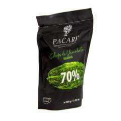 7862109271940 - Pacari Chocolat de couverture 70%