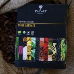 chocolat pacari pack 100 minibarres