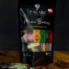 Chocolat organique (12pcs) - Mix mini barres