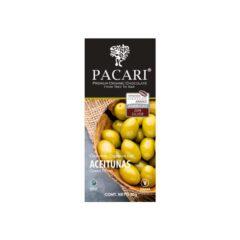 Chocolat organique Olives
