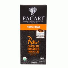 pacari raw 100%