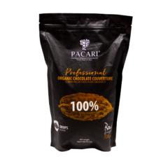 Pacari Chocolat de couverture 100% - 1 Kg