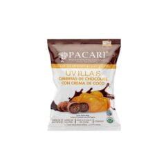 Pacari Physalis enrobé de chocolat